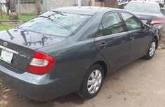 Cheap Nigerian used Toyota Camry 2004 Gray