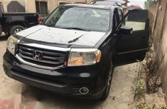Neat Foreign used Honda Pilot 2013 Black