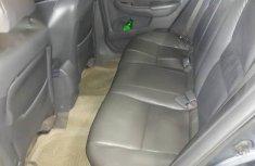 Neat Nigerian used Honda Accord 2007 Gray