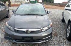 Clean Tokumbo Honda Civic 2014 Gray
