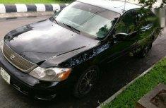 Clean Nigerian used Toyota Avalon 2003 Black