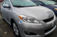 2010 Toyota Matrix hatchback automatic for sale at price ₦3,200,000