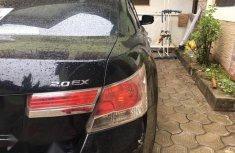 Super Clean Nigerian used Honda Accord 2011 Sedan EX Automatic Black