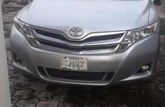 Super Clean Nigerian used Toyota Venza 2012 AWD Silver