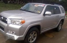 Clean Tokumbo Toyota 4-Runner SR5 4WD 2010 Silver