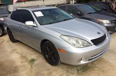 Clean Foreign used Lexus ES 2005 330 Silver