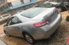 Foreign Used Toyota Camry 2010 Model Silver Colour