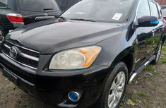 Black 2010 Toyota RAV4 automatic for sale at price ₦3,900,000 in Lagos