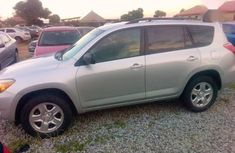 Clean foreign used Toyota RAV4 2007 Gray