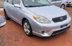 Best priced grey/silver 2007 Toyota Matrix in Lagos