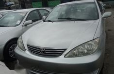 Clean Tokumbo Toyota Camry XLE 2005 Silver