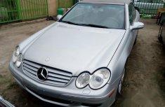 Mercedes-Benz CLK 2006 Silver
