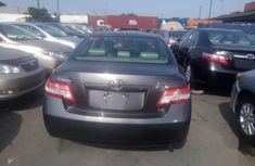 Neat Tokunbo Toyota Camry 2008 2.4 LE Gray
