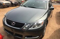 Neat Foreign used Lexus GS 300 Automatic 2006