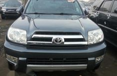 Neat Foreign used Toyota 4-Runner 2005 Gray