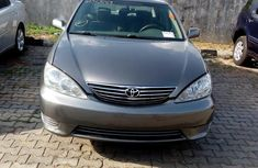 Clean Tokunbo Toyota Camry 2005 Gray