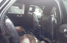Clean Tokumbo  Ford Explorer Limited 2013 Black
