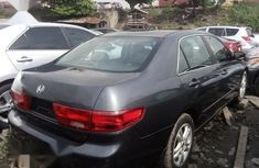 Foreign Used Honda Accord 2004 Gray