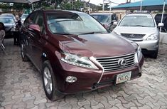Sell used other 2015 Lexus RX at mileage 0