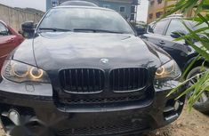 Clean Tokunbo BMW X6 2012 Black