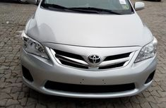 Foreign Used 2012 Toyota Corolla Car in Nigeria