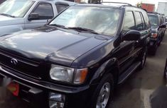 Neat Foreign used Infiniti Qx4 2000 Black