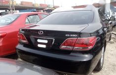 Very Clean Foreign used Lexus ES330 2006 Black