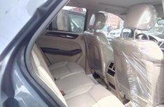 Mercedes-Benz M Class 2013 Gray