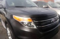 Clean Tokunbo Ford Explorer 2012 Black