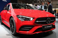 Mercedes-AMG CLA 45 Shooting Brake redefines CLA class with sporty input