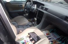 Very Clean Foreign used Toyota Camry 2001 Gray