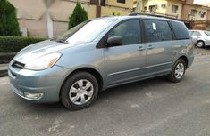 Foreign Used 2005 Toyota Sienna LE AWD