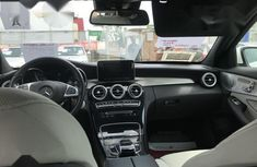 Foreign Used Mercedes-Benz C300 2015 White Colour
