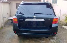 Clean Nigerian used 2008 Toyota Highlander Full Option With DVD And Reverse Camera(Thumb Start/Accident Free)