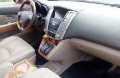 Tokunbo Lexus RX 330 2005 Black Colour