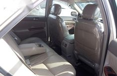 Foreign Used Toyota Camry 2005 Gold