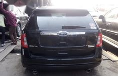 Foreign Used Ford Edge Limited 2012 Black