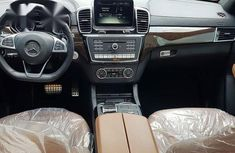 Foreign Used 2016 Mercedes-Benz GLE-Class