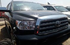 Selling 2014 Toyota Sequoia at mileage 0 in good condition in Lagos