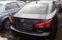 Lexus IS350 2008 Gray