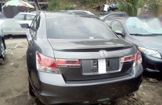 Foreign Used Honda Accord 2009 Gray