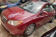Sell red 2008 Hyundai Elantra automatic at price ₦1,950,000