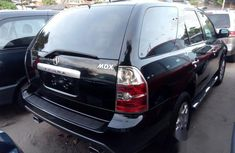 Foreign Used Acura MDX 2005 Black Colour