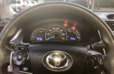 Foreign Used Toyota Camry 2014 Gray Colour