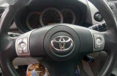 Neat Tokunbo Toyota Rav4 2008 Silver