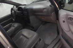 Neat Foreign Dodge Caravan 2002 Gold