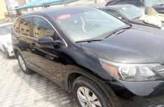 Clean Tokunbo Honda CR-V 2014 Black