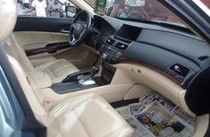 Foreign Used Honda Accord Crosstour 2010 Gray