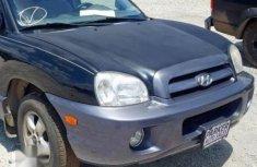 Foreign Used Hyundai Santa Fe 3.5 Limited 4WD 2006 Black