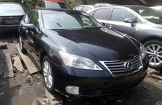 Super Clean Foreign used Lexus ES350 2011 Gray